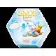 Confetti Crispo Snob CELESTE LIETO EVENTO imbustati singolarmente - scatola da 500 grammi