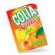 Perfetti GOLIA FRUTTA C senza zucchero - confezione da 20 astucci x 46 g