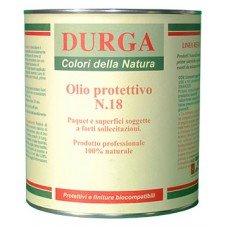 DURGA Olio Protettivo 18 - Confezione da 0,75 litri