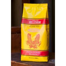 Farina gialla bramata Pellegrini - pacco da 10 sacchetti da un kg