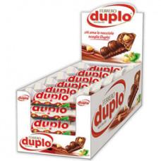 Ferrero Duplo Nocciolato - confezione da 48 (24x2) barrette x 26 g