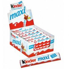 Ferrero Kinder Maxi - confezione da 36 barrette x 21 g