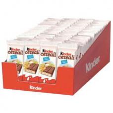 Ferrero Kinder Cereali - confezione da 72 barrette x 23,5 g
