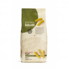 Pasta biologica integrale Felicetti rigati n.179 - sacchetti carta da 500 grammi