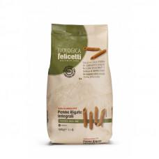 Pasta biologica integrale Felicetti penne n.6169 - sacchetti carta da 500 grammi