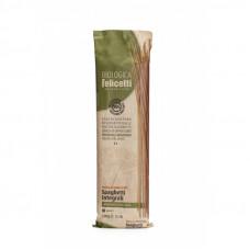 Pasta biologica integrale Felicetti spaghetti n.6105 - sacchetti carta da 500 grammi