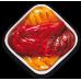 Istà peperoni rossi e gialli grigliati - vaso latta da gr 1900