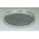 Alluminio contenitori per zelten diametro 25 - Pacco da 100 pezzi