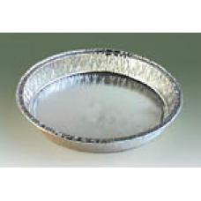 Alluminio contenitori per torte - Pacco da 100 pezzi