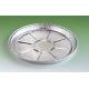 Alluminio contenitori per zelten diametro 22 - Pacco da 100 pezzi