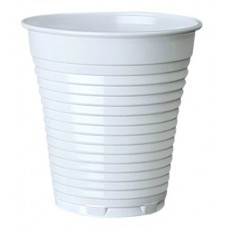 Bicchieri caffè in PS bianco da 165 ml - pacco da 100 pezzi