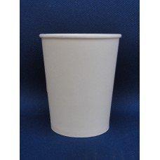 Bicchieri biodegradabili e compostabili 12 oz (430 cc) per bevande calde - pacco da 50 pezzi
