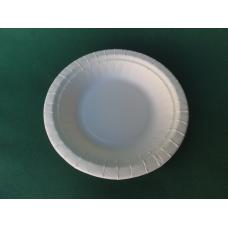 Ciotole (fondine)  biodegradabili e compostabili in cellulosa europea da ml 400 - Pacco da 25 pezzi