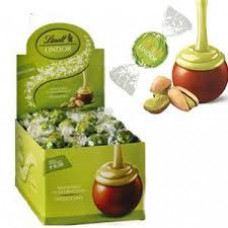 Lindt Boules Lindor pistacchio - Scatola da 1200 grammi