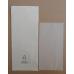 Busta porta posate Eco-Friendly con tovagliolo forchetta e coltello in legno - cartone da 1000 pezzi