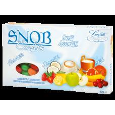 Confetti Snob Crispo gusti assortiti - scatola da 500 grammi
