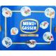 Menz e Gasser confettura extra monoporzione 4 gusti - scatola da 100 pezzi