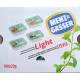 Menz e Gasser confettura extra monoporzione 4 gusti con fruttosio e stevia- scatola da 100 pezzi