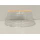 Coperchio per coppette cartoncino gelato T80 + T95 - pacco da 50 pezzi