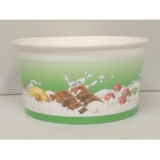 Coppette cartoncino per gelato T102 - pacco da 45 pezzi