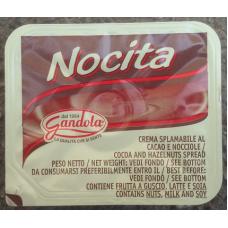 Gandola crema spalmabile Nocita - 180 porzioni da 18 grammi-