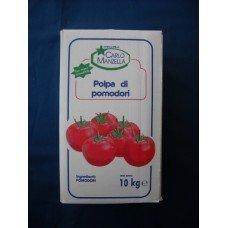 Manzella polpa fine di pomodoro - bag da 10 kg -