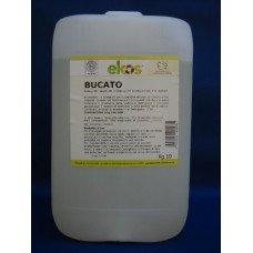 EKOS detersivo per bucato a Mano e Lavatrice Liquido - tanica da 10 litri