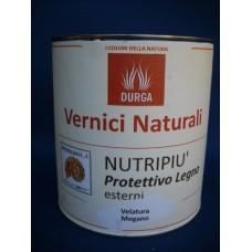 DURGA NutriPiù i15 - Confezione da 0,75 litri - Tinta MOGANO