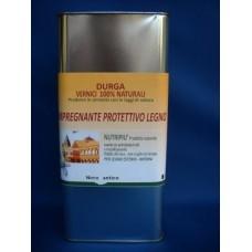 DURGA NutriPiù i15 - Confezione da 5 litri - Tinta NOCE ANTICO