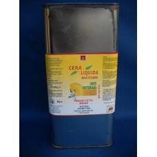 DURGA Cera Liquida di Manutenzione CL -  Confezione da 5 litri