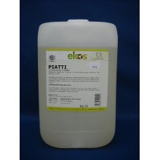 EKOS Detersivo Piatti - Tanica da 10 litri