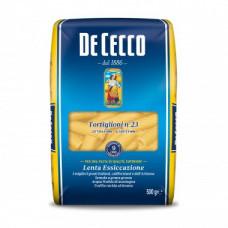 De Cecco tortiglioni n.23 - sacchetti da un kg