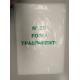 Fogli di polipropilene trasparente per cesti - pacco da 25 fogli