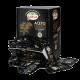 Gaia - Aceto balsamico di Modena IGP in bustine monodose da 5 ml - Scatola da 198 bustine