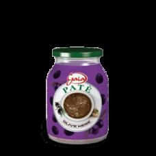 Gaia - Patè di olive nere - vaso in vetro da 1000 ml = 1080 grammi