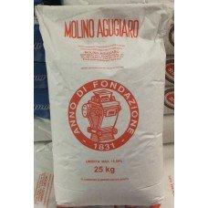 Farina di grano tenero tipo 00 granito - sacco da 25 kg