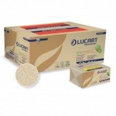 Lucart Asciugamani a Z Eco Natural Fiberpack a 2 veli - Scatola da 3960 pezzi