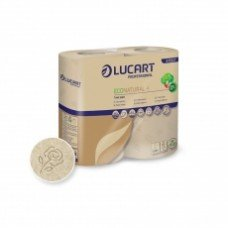 Lucart carta igienica Eco Natural4 a 2 veli - pacco da 56 rotoli