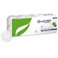 Lucart carta igienica Eco verde a 2 veli - Confezione da 10 rotoli -