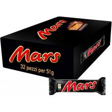 Cioccolato Snack MARS - scatola da 32 pz x 51 g