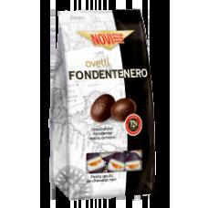 Novi ovetti Fondentenero 72% - Pochette da 160 grammi