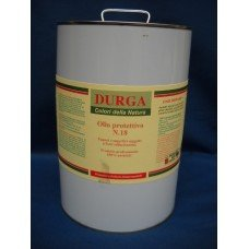 DURGA Olio Protettivo n.18 - Confezione da 5 litri
