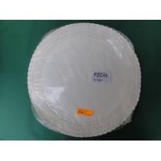 Pizzi sotto-torta diametro 45 cm in carta porcellanata - pacco da 100 pezzi