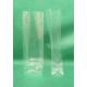 Sacchetti trasparenti a fondo quadro da cm 6 x 20 + 5 - pacchetto da 50 pezzi
