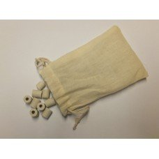 Ceramiche pipes grigi - sacchetto da 50 grammi