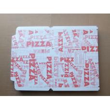 Scatole per pizza (pizzabox) in teglia cm 40x60+5 - Pacco da 50 pezzi
