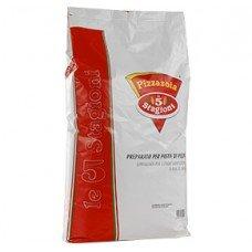 Farina 5 stagioni semilavorato Pizzasoja - sacco da 10 kg