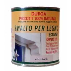Durga Smalto 325 Bianco R9003 - latta da 0,75 litri