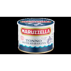 Maruzzella Tonno all'olio di oliva - Lattina da 500 grammi