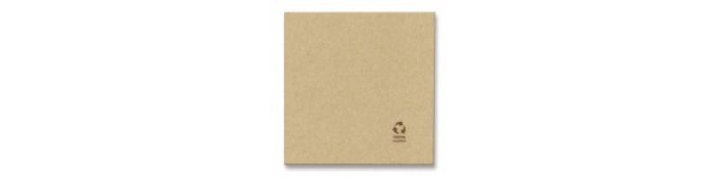 Tovaglioli Ecofriendly cm 33 x 33 a due veli - pacco da 50 pezzi